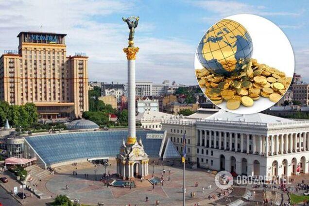 Інвестції в Україну