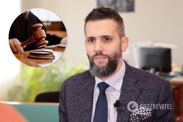 Нефьодов оскаржив звільнення у суді