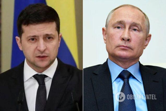 """Зеленський сказав, коли """"дотисне"""" Путіна щодо Донбасу"""