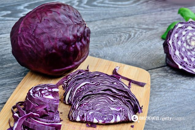 Названо 7 фіолетових продуктів, які запобігають серйозним захворюванням