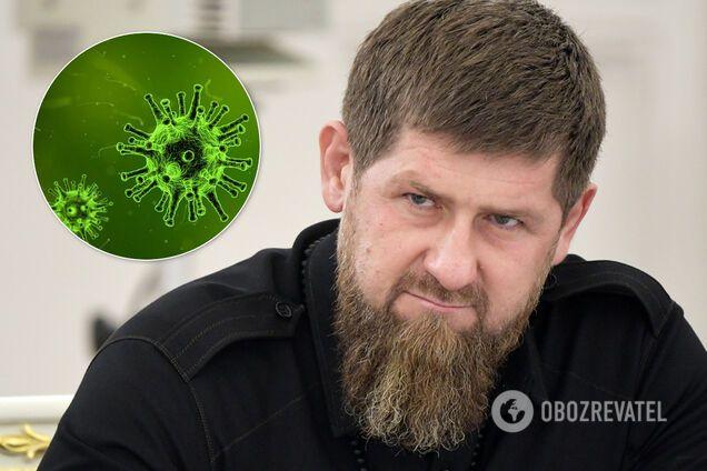 Кадиров міг заразитися коронавірусом