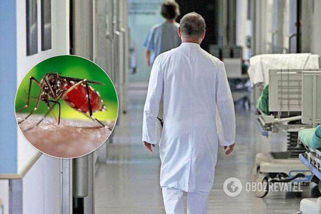 У Харкові зафіксували випадок зараження малярією