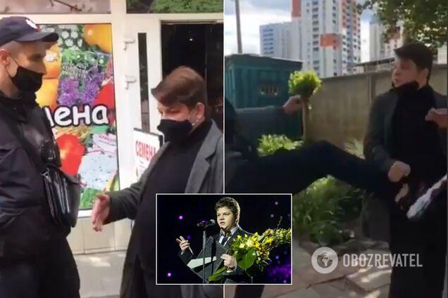 """Лауреата премії """"Гордість країни"""" в Харкові побив нацгвардієць: з'явилося фото нападника"""