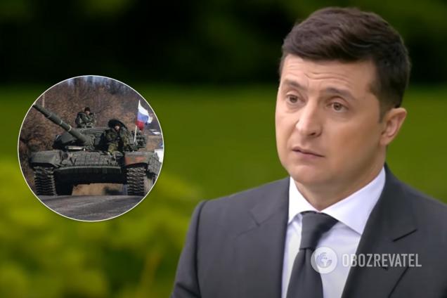 Зеленському підказали, як зберегти життя українських військових на Донбасі. Ілюстрація