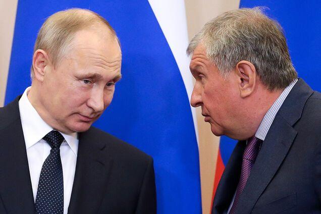 Путін і Сечін