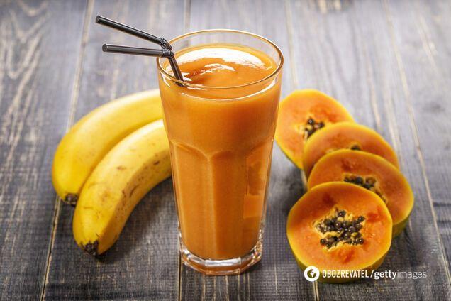 Названо 10 натуральних соків для лікування гастриту
