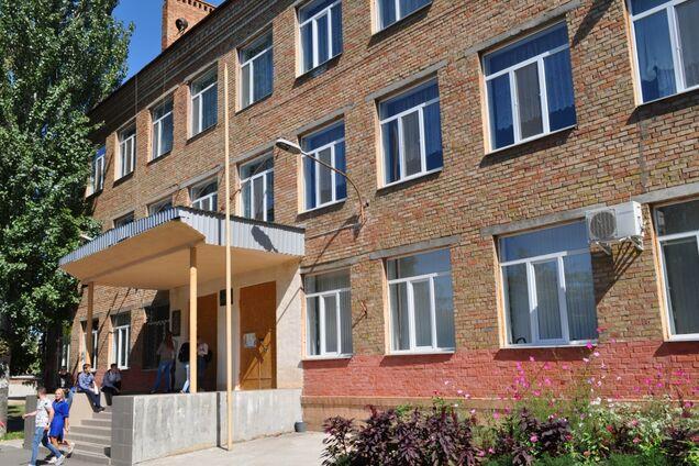 Школа № 10 у Миколаєві