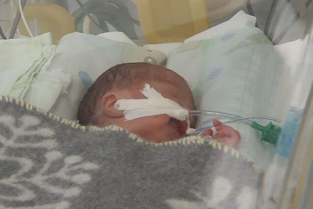 Батьки кинули в лікарні малюка з пороком серця