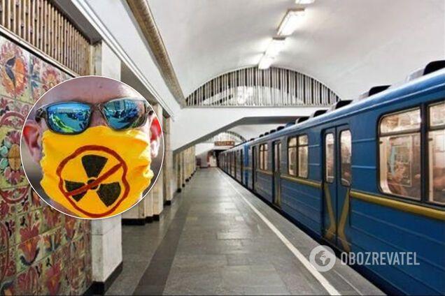 Открытие метро в Киеве