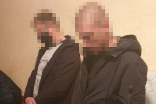 Поліцейські підозрюються у зґвалтуванні