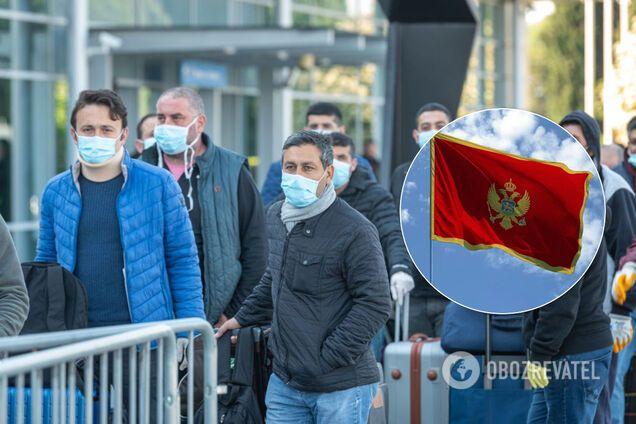 Черногория уже 20 дней не фиксирует новых случаев COVID-19