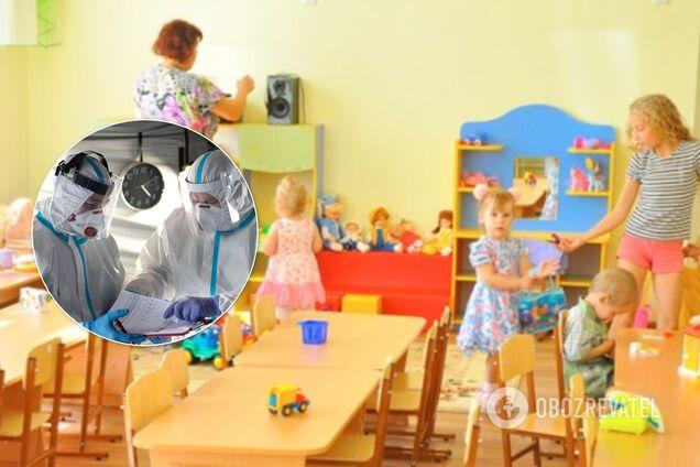 У Кривому Розі COVID-19 підхопили співробітники дитячих садків