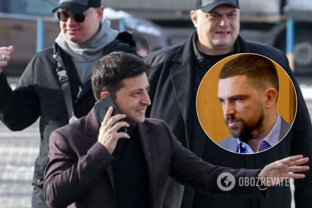 Сергей Трофимов рассказал, были ли угрозы Владимиру Зеленскому