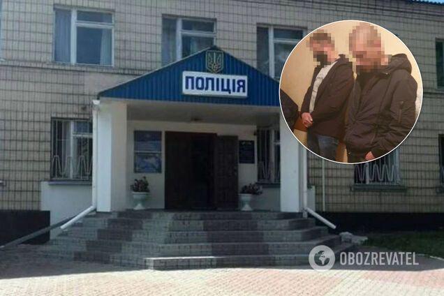 На Київщині поліцейських підозрюють у зґвалтуванні