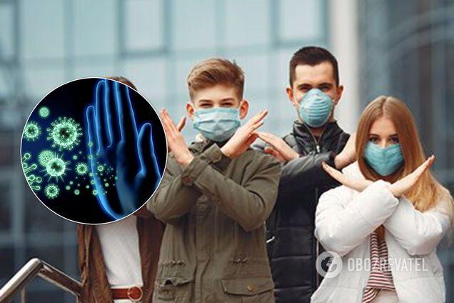 Количество новых больных COVID-19 в Украине упало