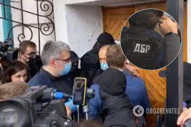 У Порошенка прокоментували силовий штурм ДБР під Музеєм Гончара: так починалася Росія у Криму!