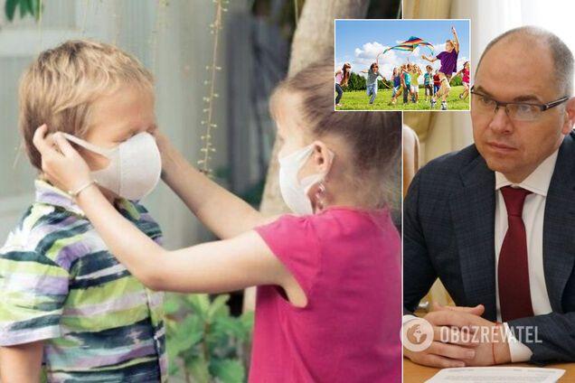 Чи працюватимуть дитячі табори 2020 року: Степанов дав прогноз
