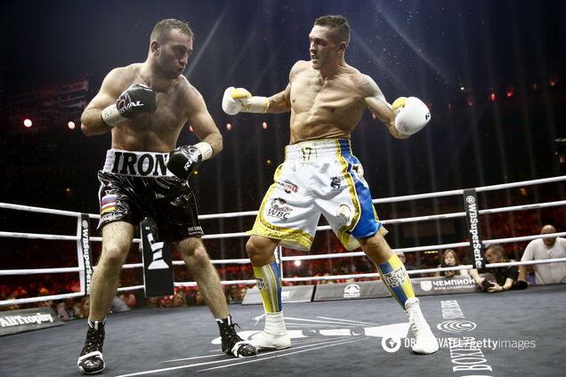 Усик против Гассиева в финале WBSS