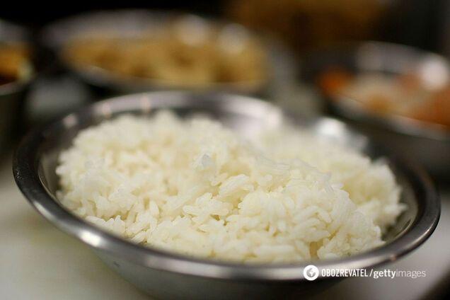 Названо 19 найгірших помилок, які можна зробити, готуючи рис