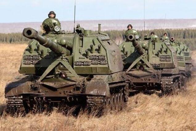 Війська Росії на Донбасі
