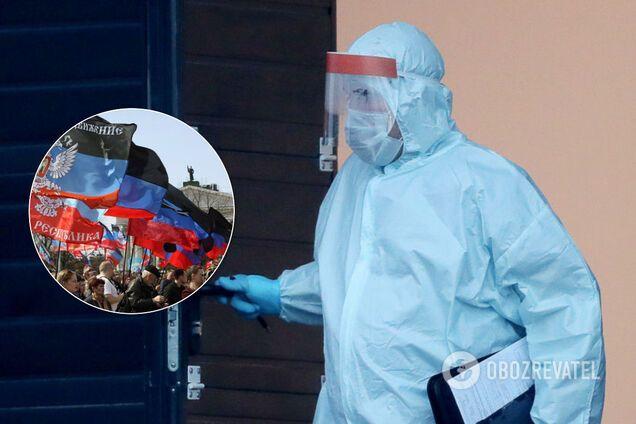"""В Донецке от коронавируса умер хирург: в """"ДНР"""" умолчали"""