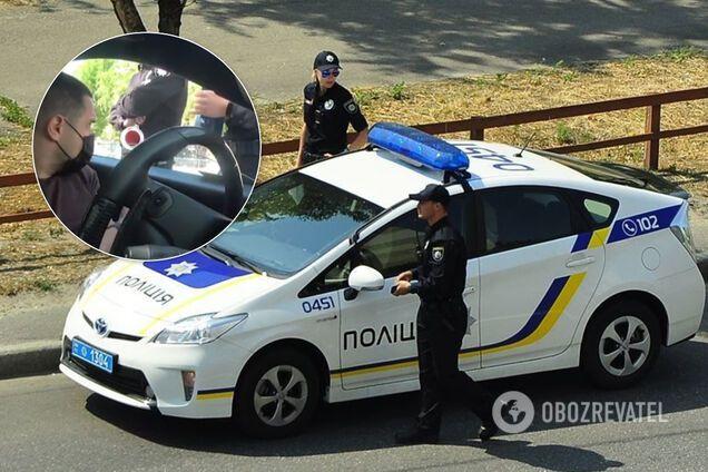 """Патрульный отказался составлять протокол на """"слугу""""-нарушителя. Иллюстрация"""