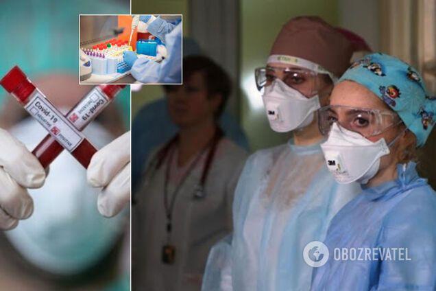 Во Львове медики прошли ИФА-тестирование на COVID-19
