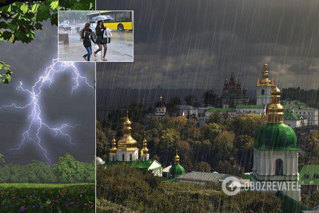 Погода в Украине 28 мая