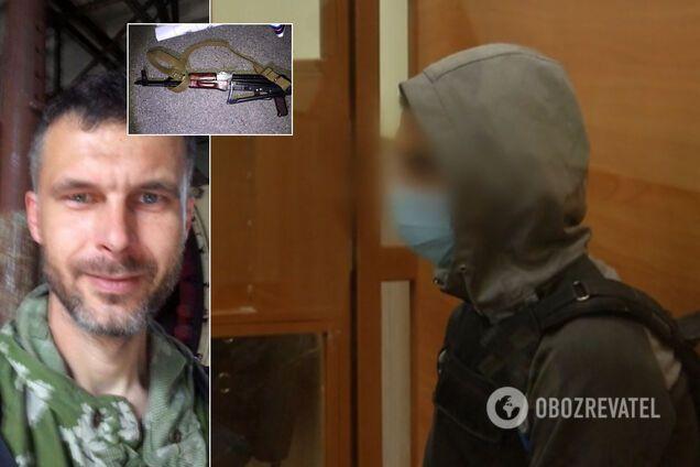 Ігоря Корнієнка розстріляли з його ж зброї