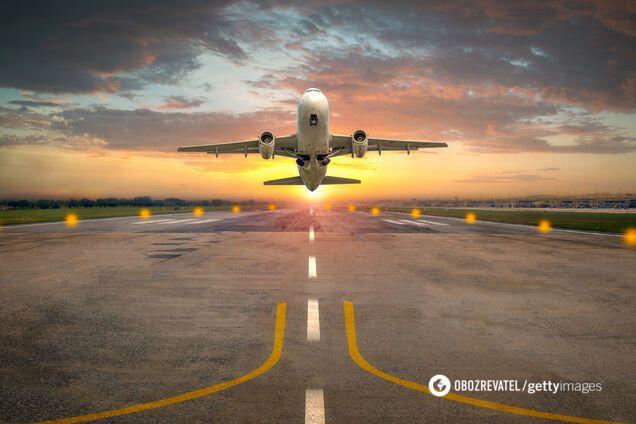 Восстановление авиасообщения в Украине