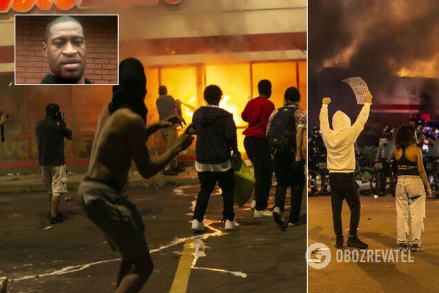 В США афроамериканец умер после задержания полицией: город взбунтовался