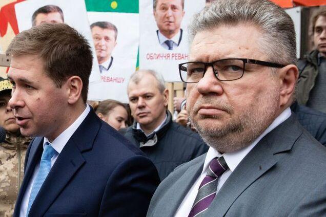 Адвокати Порошенка Ілля Новіков та Ігор Головань
