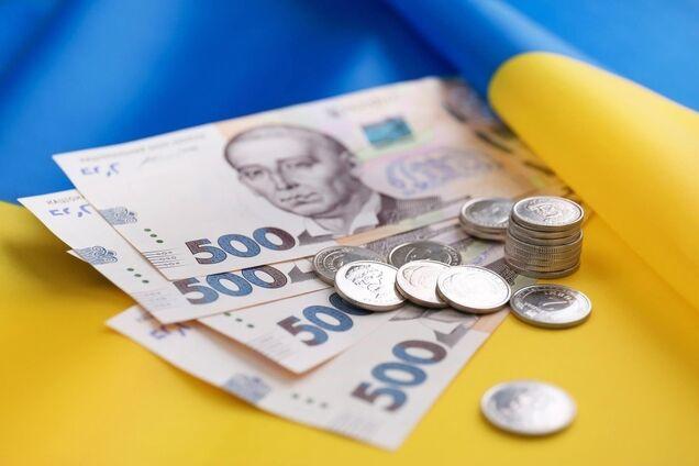 Средняя зарплата в Украине составила 10430 грн
