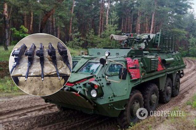 Український військовим передали нову партію бронетранспортерів