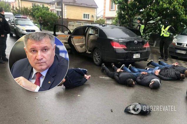"""""""Будем лечить!"""" Аваков отреагировал на разборки со стрельбой в Броварах"""