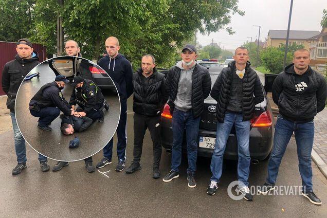 Затримано 11 учасників перестрілки в Броварах