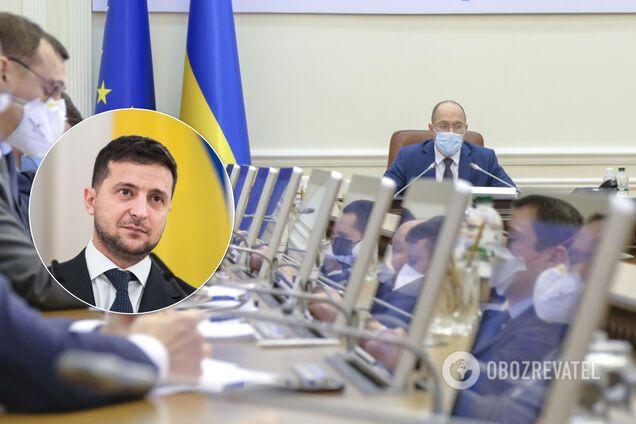 К министрам присоединится Владимир Зеленский