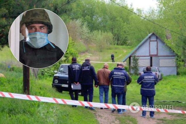 Мисливець Анатолій Захаренко вбив 7 чоловіків на Житомирщині. Ілюстрація