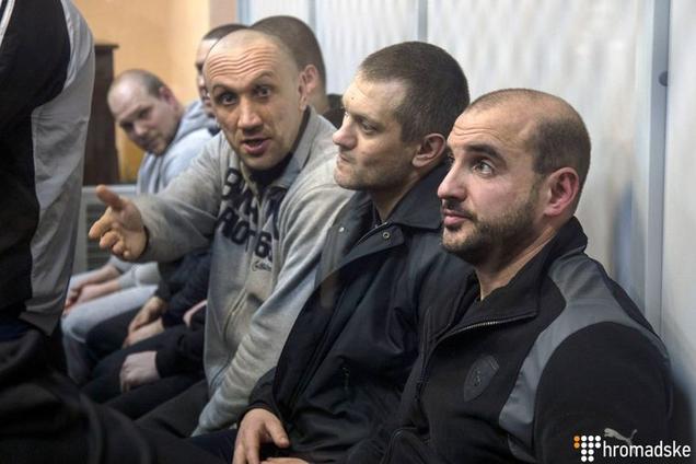 """Суд отпустил четверых подозреваемых в убийстве ветерана АТО """"Сармата"""""""