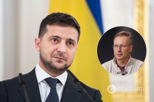 Дмитро Чекалкін назвав головні провали Володимира Зеленського