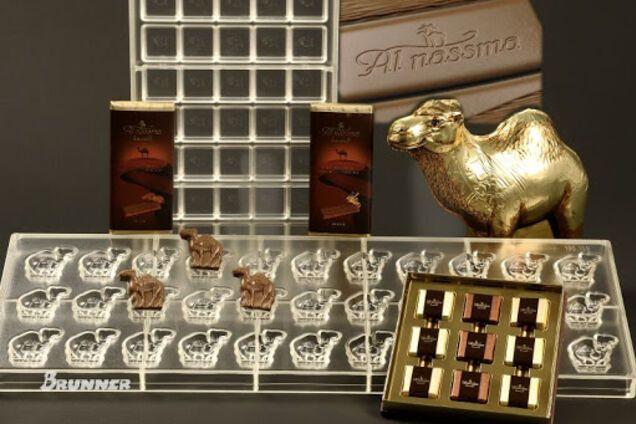Незвичайний шоколад б'є рекорди популярності в світі
