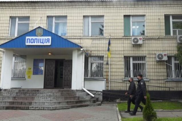 Кагарлицьке відділення поліції