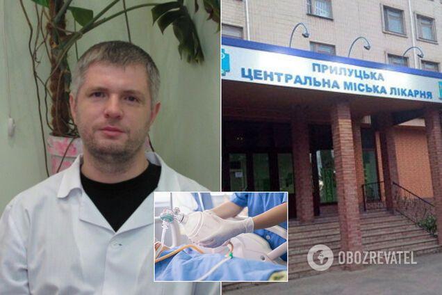 Дівчина звинуватила медика лікарні на Чернігівщині у смерті матері