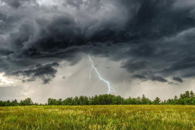 Украину накроют дожди с грозами: появился свежий прогноз погоды