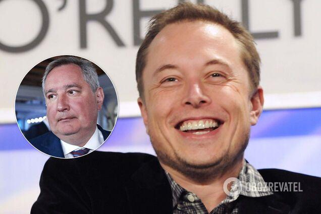 """""""Спасибо, сэр, ха-ха"""": Маск по-русски ответил Рогозину в Twitter"""