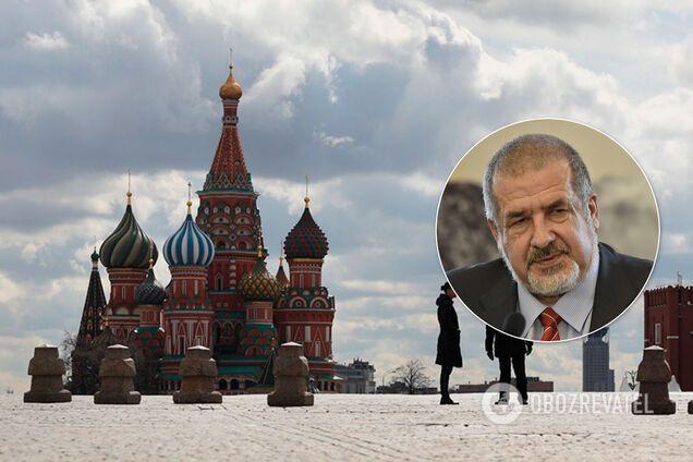 """Чубаров розповів, що Росія може перезапустити план """"Новоросія"""". Ілюстрація"""