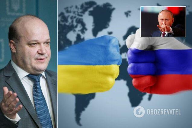 Чалий назвав причину агресії Путіна щодо України