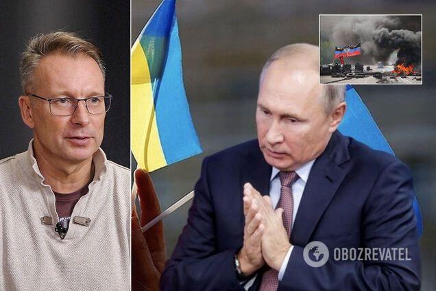 Путін хотів захопити 9 областей України – Чекалкін