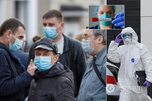Украину ждет вторая волна COVID-19: озвучен неутешительный прогноз