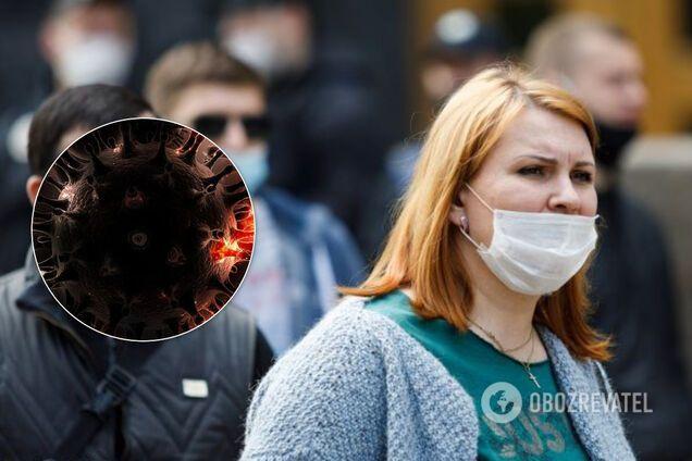 Пік коронавірусу в Україні випаде на третю декаду травня